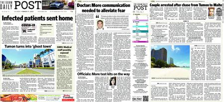 The Guam Daily Post – March 21, 2020