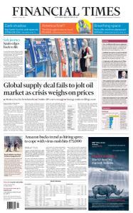 Financial Times UK - April 14, 2020