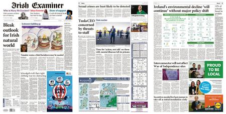 Irish Examiner – November 25, 2020