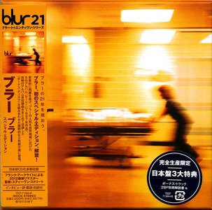 Blur - Blur (1997) 2CD Japanese Special Edition 2012 [Re-Up]