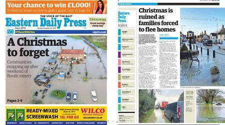 Eastern Daily Press – December 28, 2020