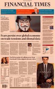 Financial Times Europe – 04 October 2019