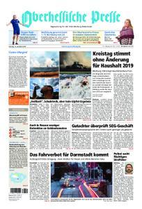 Oberhessische Presse Marburg/Ostkreis - 15. Dezember 2018