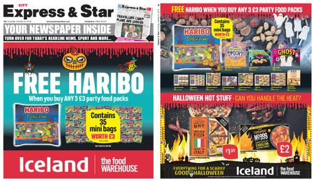 Express and Star City Edition – October 24, 2019