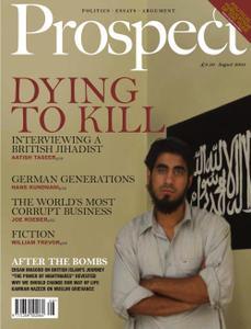 Prospect Magazine - August 2005