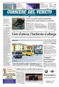 Corriere del Veneto Padova e Rovigo – 12 ottobre 2018