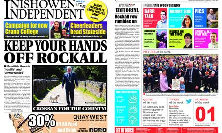 Inishowen Independent – June 11, 2019