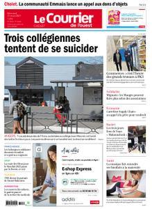 Le Courrier de l'Ouest Cholet – 31 mars 2021