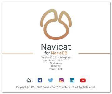 Navicat for MariaDB 12.1.20