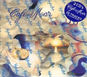 Cafe del mar - Dreams 4 (2 CD) NEW (+ old)