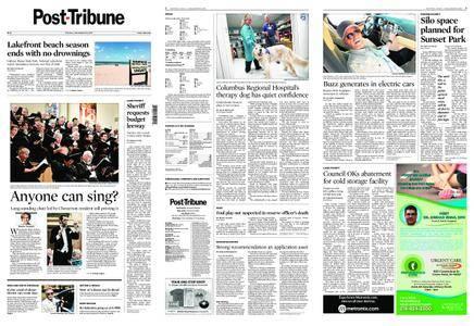 Post-Tribune – September 19, 2017