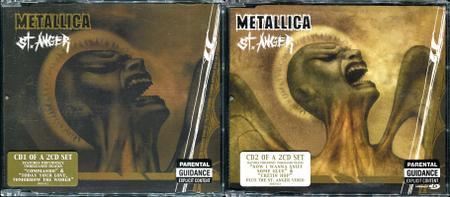 Metallica - St. Anger (2003) [2CD Set]