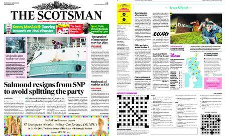 The Scotsman – August 30, 2018