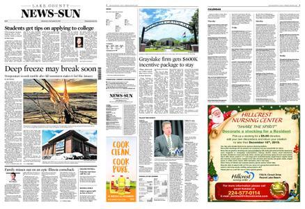 Lake County News-Sun – November 13, 2019