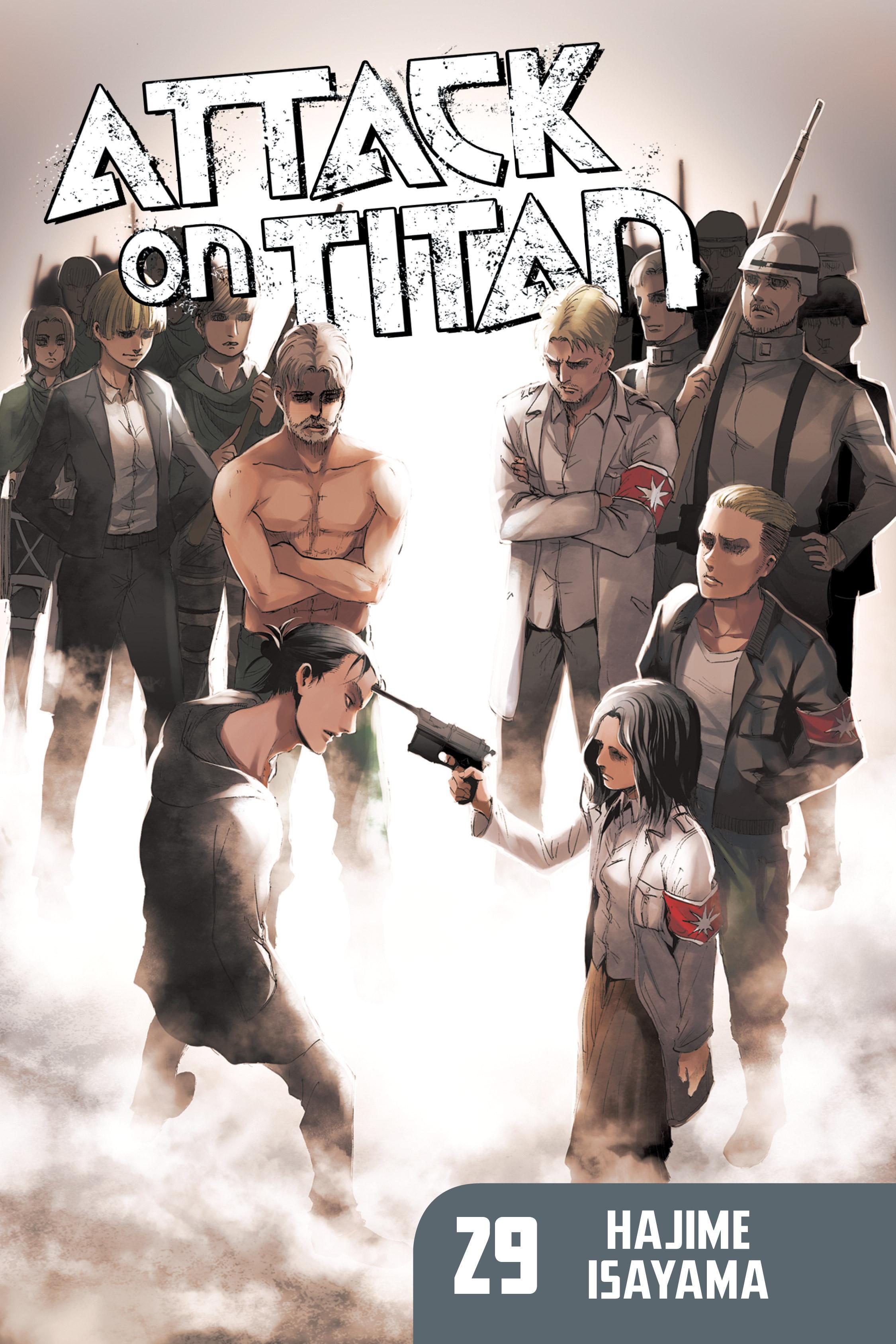 Attack on Titan v29 2019 Digital danke