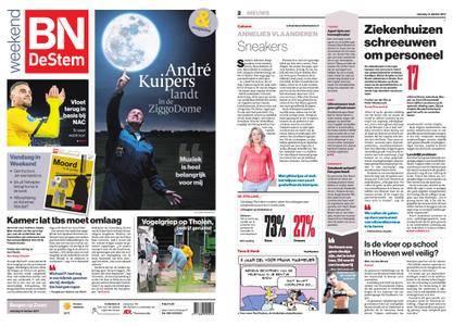 BN DeStem - Bergen op Zoom – 14 oktober 2017