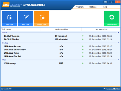 Synchredible Professional 5.304 Multilingual Portable