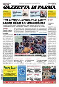 Gazzetta di Parma - 24 Ottobre 2020