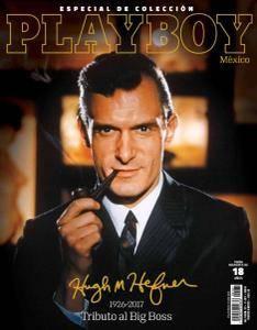 Playboy Mexico N.181 - Noviembre 2017