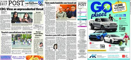 The Guam Daily Post – February 05, 2020