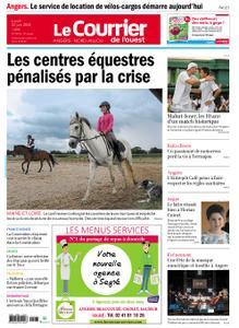 Le Courrier de l'Ouest Angers – 22 juin 2020