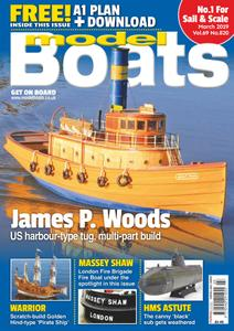 Model Boats - March 2019