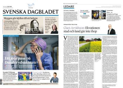 Svenska Dagbladet – 07 juli 2019