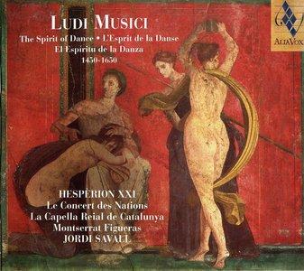 Savall, Hespèrion XXI, Le Concert des Nations, Kaboul Ensemble - Ludi Musici (2007)