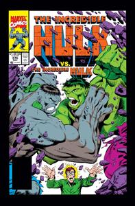 Incredible Hulk 376 1990