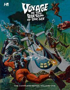 Voyage to the Bottom of the Sea - The Complete Series Vol 1 TPB 2015 Digital