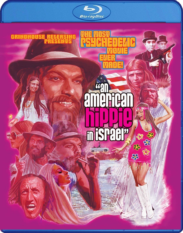 An American Hippie in Israel (1972) Ha-Trempist