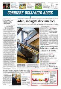 Corriere dell'Alto Adige - 15 Ottobre 2017