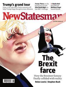 New Statesman - 13 - 19 July 2018