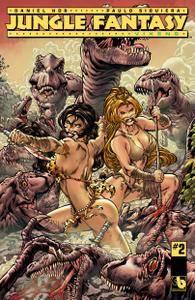 Jungle Fantasy - Vixens 002 2016 ADULT Digital