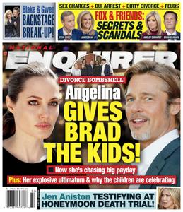 National Enquirer – August 12, 2019