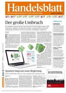 Handelsblatt - 22. Dezember 2015