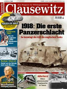 Clausewitz – April 2019