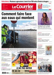 Le Courrier de l'Ouest Angers – 04 février 2021