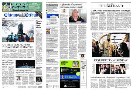 Chicago Tribune – April 09, 2018