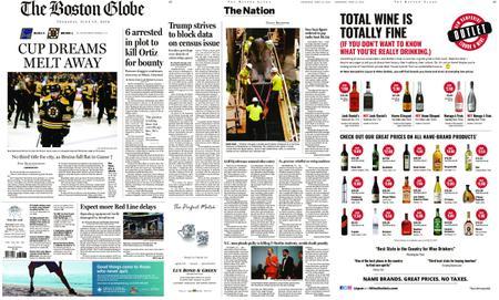 The Boston Globe – June 13, 2019
