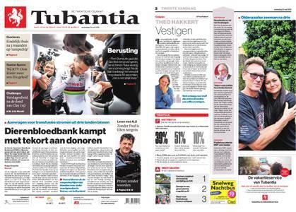 Tubantia - Enschede – 23 mei 2018
