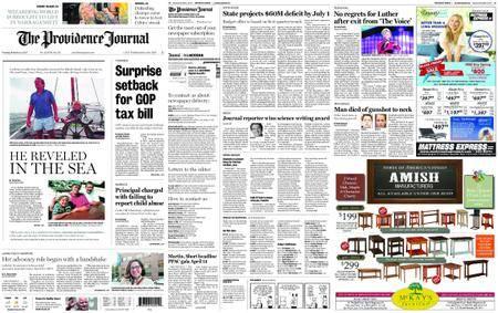 The Providence Journal – November 16, 2017