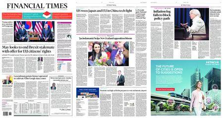 Financial Times USA – September 22, 2017