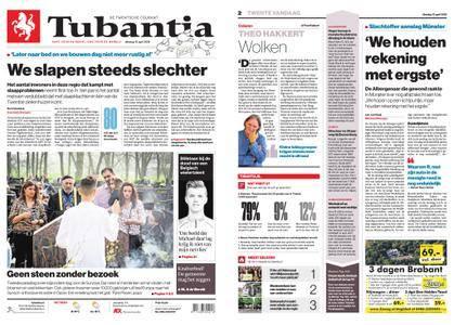 Tubantia - Enschede – 10 april 2018