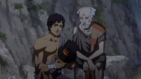 Blood of Zeus S01E02