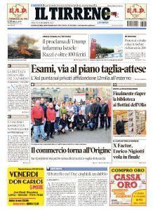 Il Tirreno Livorno - 8 Dicembre 2017