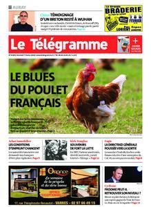 Le Télégramme Auray – 07 février 2020