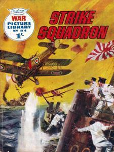 War Picture Library 0084 -Strike Squadron [1961] (Mr Tweedy