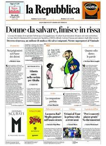 la Repubblica – 10 luglio 2019