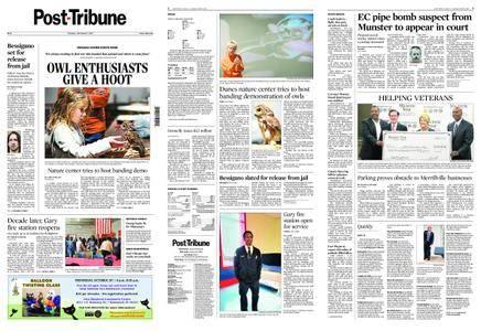 Post-Tribune – October 17, 2017